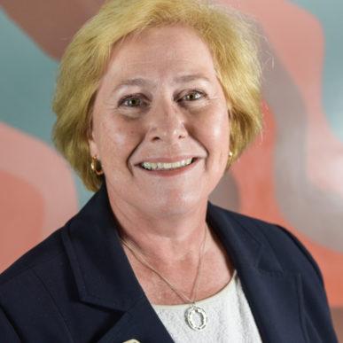 Dianne Semmens Soundfair Treasurer