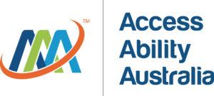 Soundfair partner Access Ability Australia's Logo