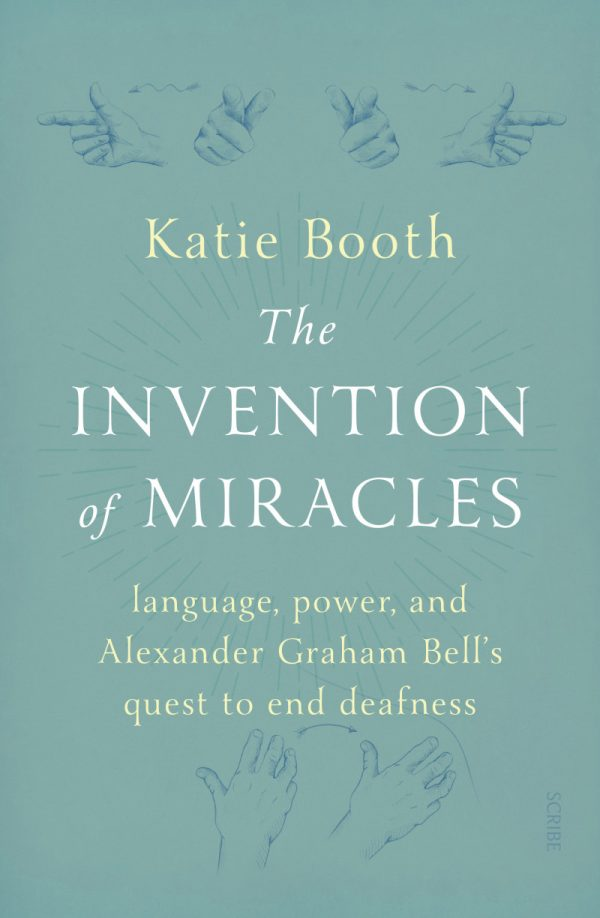 Cover image of invention of miracles