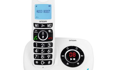 DECT Cordless Amplified Phone with Answering Machine