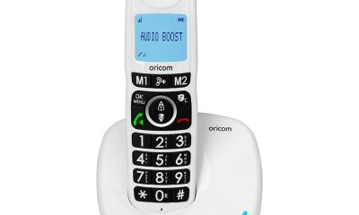 DECT Oricom phone